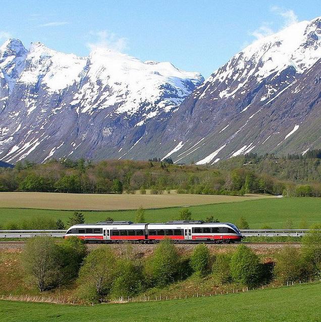 My Rail Trip Scenic Rail Journeys